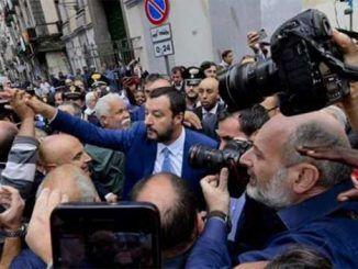 Antonio Lucignano commenta Salvini