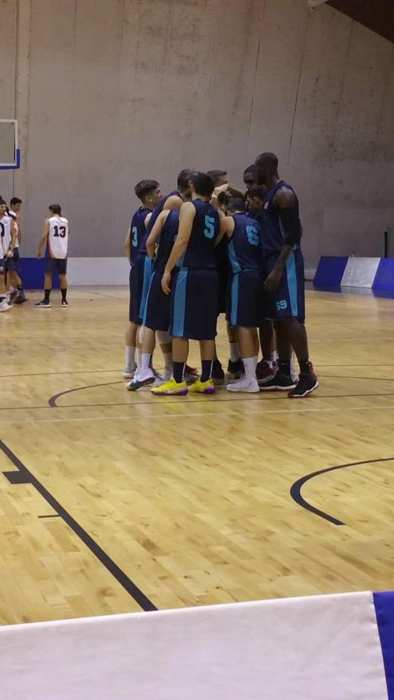Club Basket Frascati serie C Gold/m
