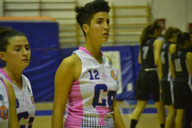 Club Basket Frascati serie B/f