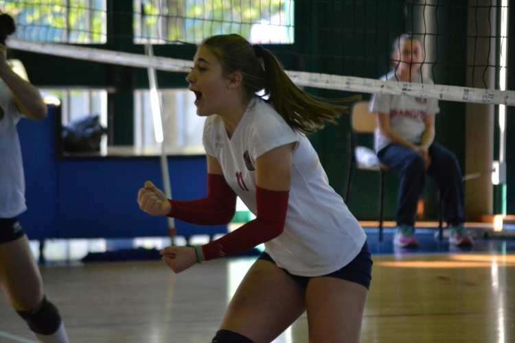Volley Club Frascati serie C femminile