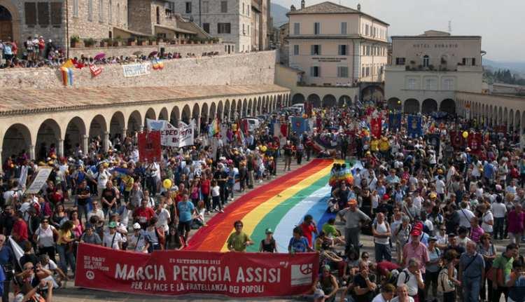 Marcia della Pace Perugia-Assisi 2018