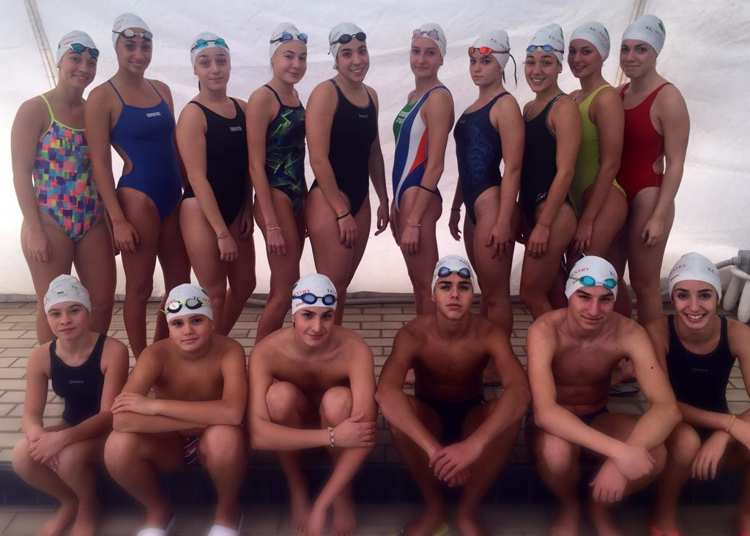 New Country Club Frascati nuoto