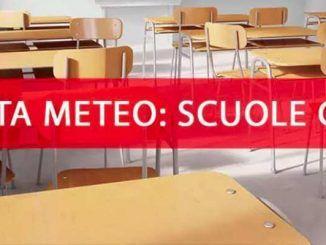domani 30 ottobre scuole chiuse