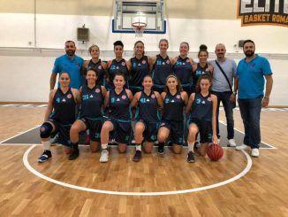 Club Basket Frascati serie B