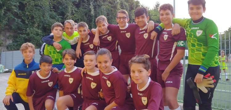 Football Club Frascati Under 14 prov.