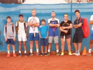 New Country Club Frascati tennis