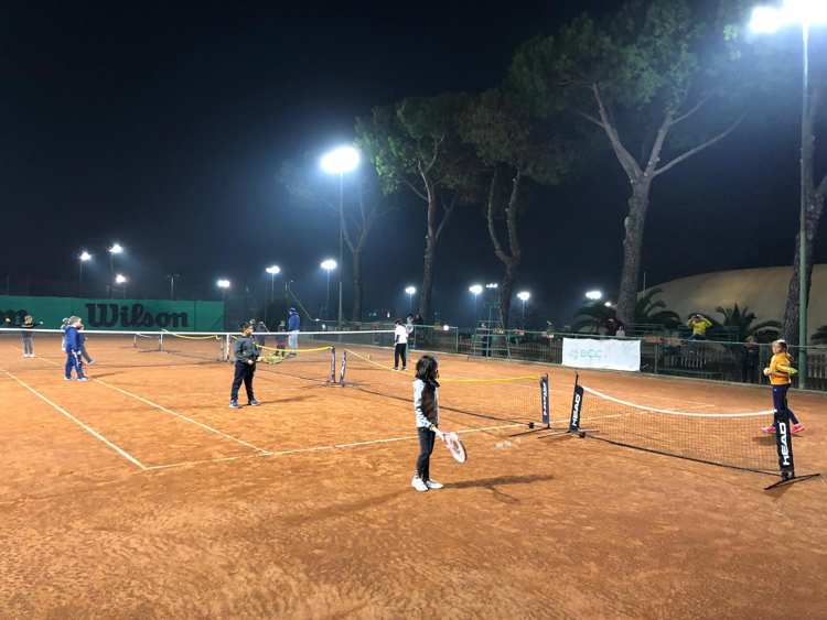 Tc New Country Club Frascati