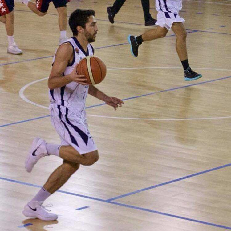 San Nilo Grottaferrata basket, C Gold