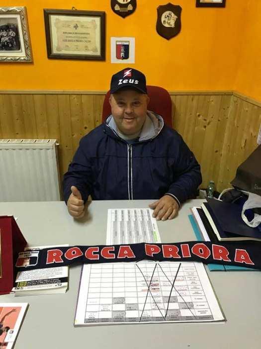 Rocca Priora calcio, I cat