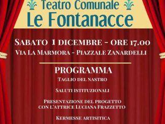 """Teatro Comunale """"Le Fontanacce"""""""