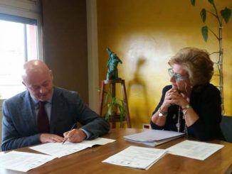 Firmata la convenzione del piano di zona 2018