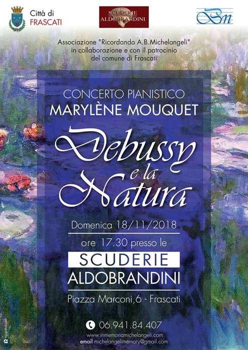 concerto solo piano di Marylène Mouquet
