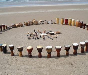 drum circle musica terapia laboratorio associazione
