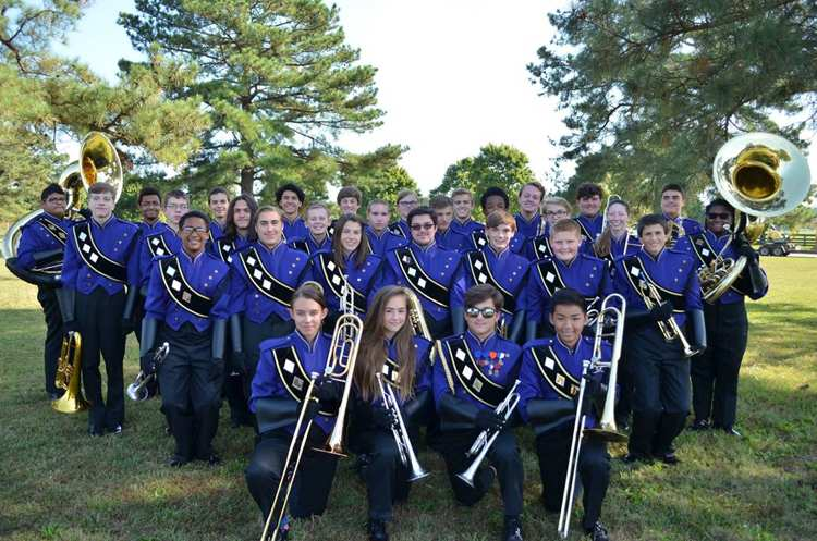 concerti Marching Band americane