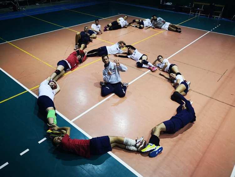 Volley Club Frascati, l'Amatoriale sembra imbattibile