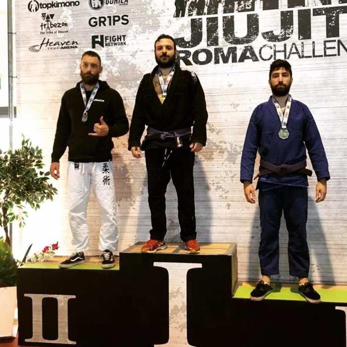 campione Roma Challenge
