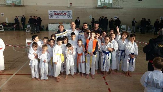 rappresentative giovanili di Karate