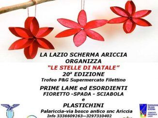 Stelle di Natale - Trofeo P&G Filettino