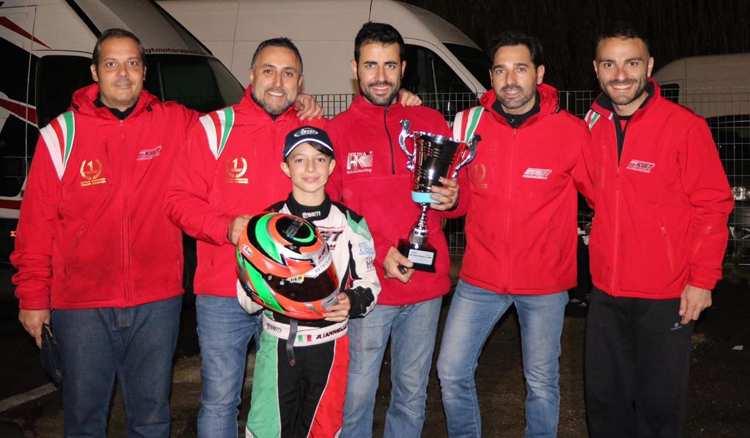 """Trofeo """"Ayrton Senna"""""""
