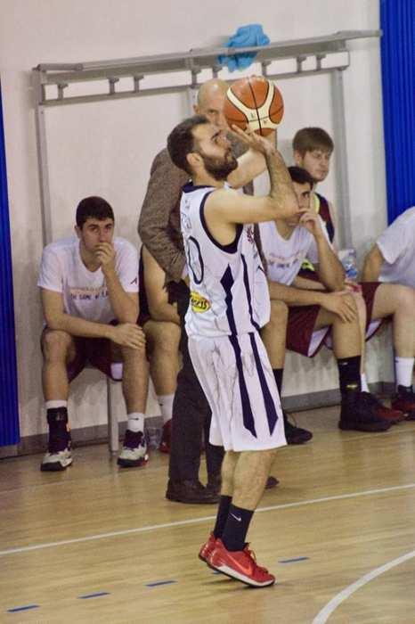 San Nilo Grottaferrata basket, C Gold