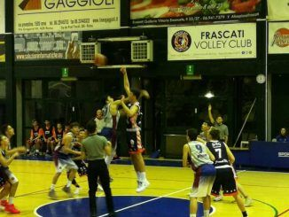 Club Basket Frascati Under 16