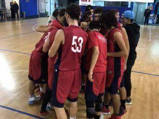 San Nilo Grottaferrata basket