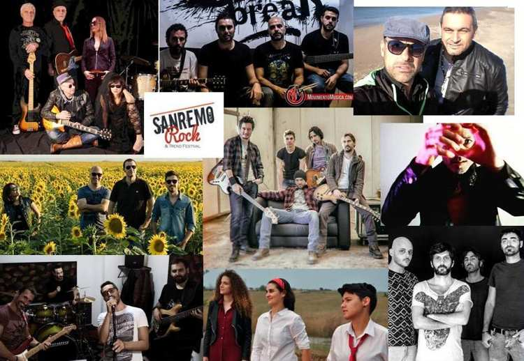 selezioni live per le band del Lazio