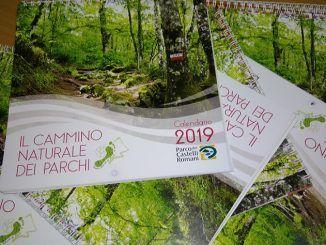 Calendario 2019 del Parco