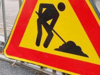 Rifacimento manto stradale via Lazio