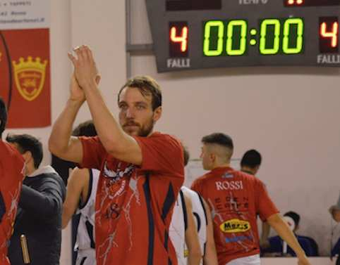 San Nilo Grottaferrata basket