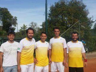 Country Club Frascati tennis