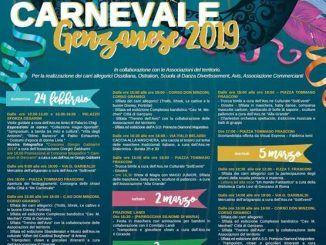 Carnevale genzanese 2019
