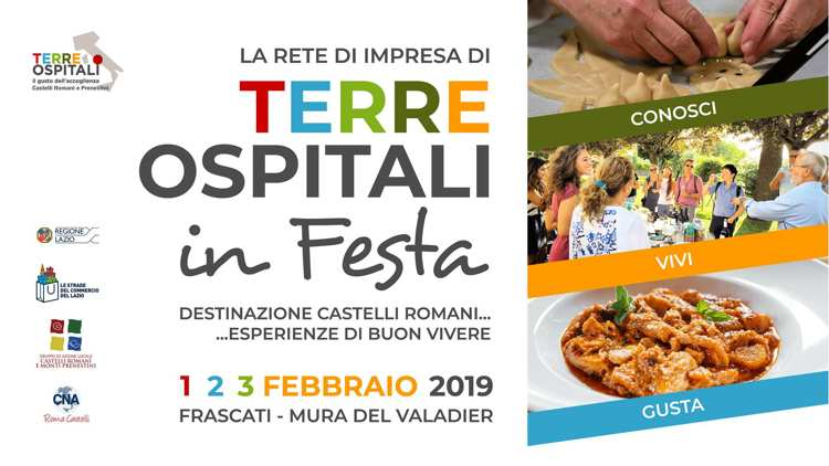 """Terre Ospitali in Festa"""