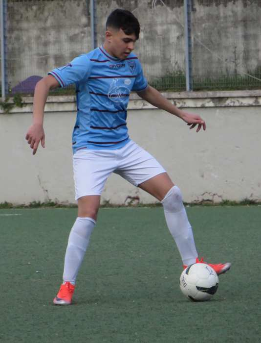 Football Club Frascati Under 16 prov