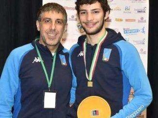 vince i Giochi del Mediterraneo