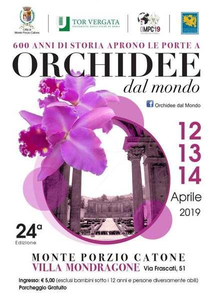 dal 12 al 14 aprile a Monte Porzio Catone