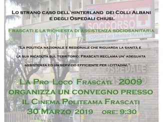 Convegno il 30 marzo