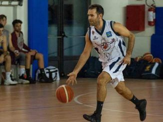 Grottaferrata basket C Gold maschile