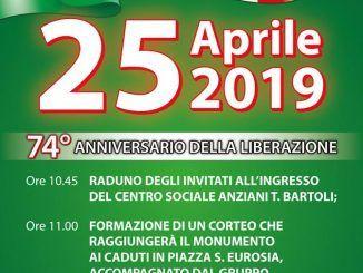 25 aprile a lariano