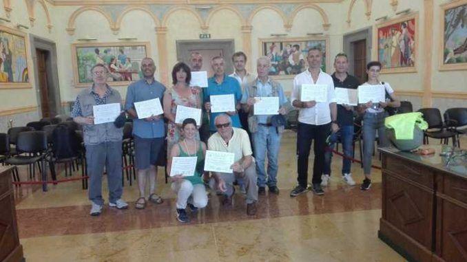 Marino: nominati 12 volontari