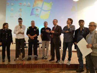 Frascati ha celebrato oggi il trentennale del Gruppo Falco di Protezione Civile
