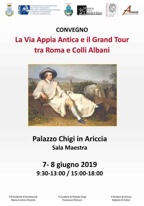 La Via Appia Antica e il Grand Tour