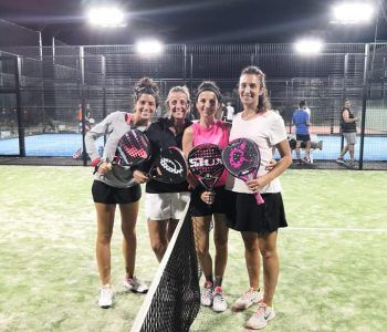 padel 3t frascati le finaliste del torneo femminile