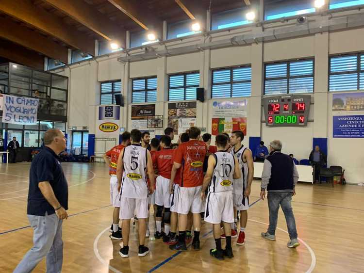 Grottaferrata basket c gold