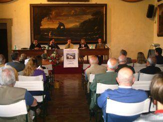 """protagnisti del convegno """"La Via Appia Antica e il Grand Tour tra Roma e i Colli Albani"""""""