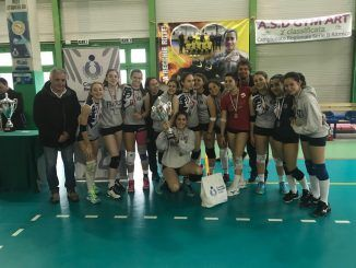 under 16 volley club frascati