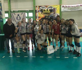 under 16 volley club frascati