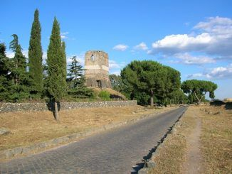 """Appia Antica-Antica Bovillae"""