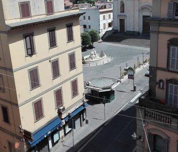 chiosco di piazza San Barnaba