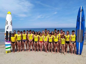 frascati sporting village salvamento 2018-19